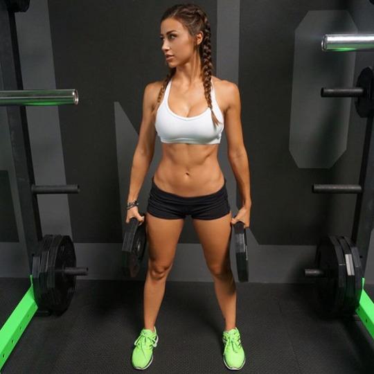 Ve al gimnasio e inspírate con las chicas del gym