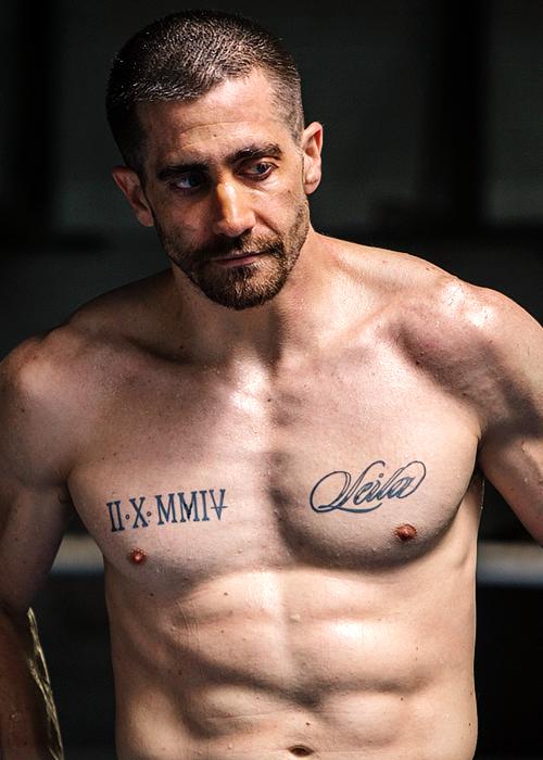 Como tener el cuerpo de Jake Gyllenhaal en Southpaw