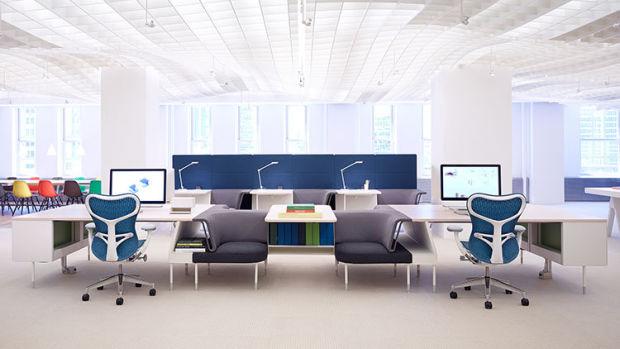 Ideas de diseño para la decoración de oficinas #11