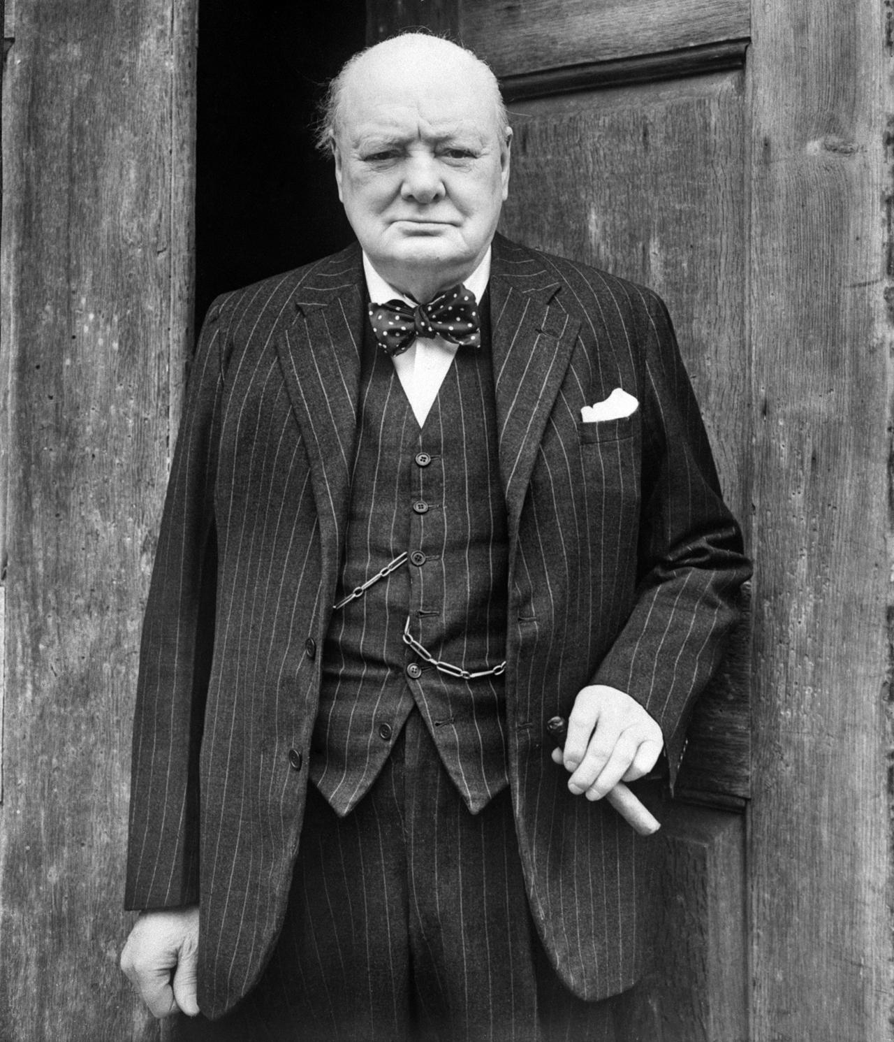 15 Frases de Winston Churchill, sabiduría, ingenio y más