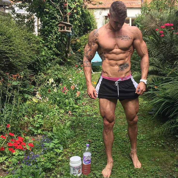 No faltes a entrenar pierna