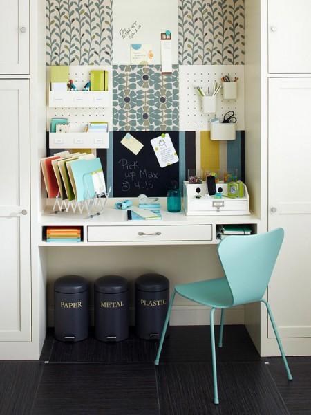 19 ideas para peque as oficinas en casa 16 el124 for Ideas para oficinas pequenas