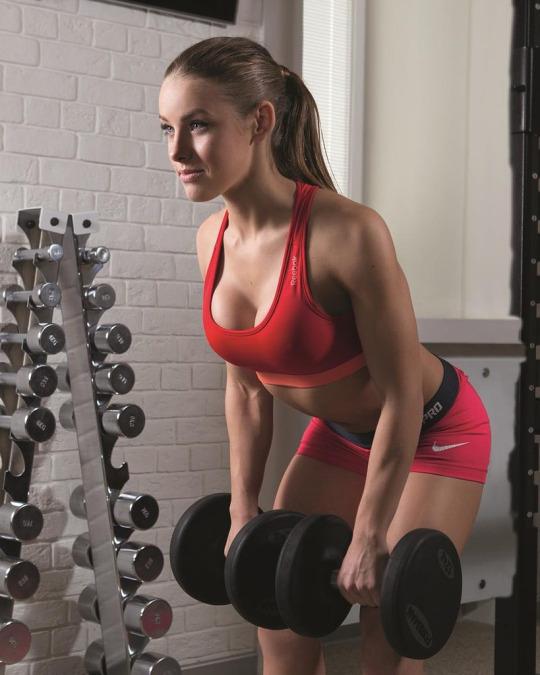 Ellas te motivan para ir al gym