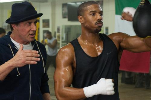 Los músculos de Michael B. Jordan en Creed