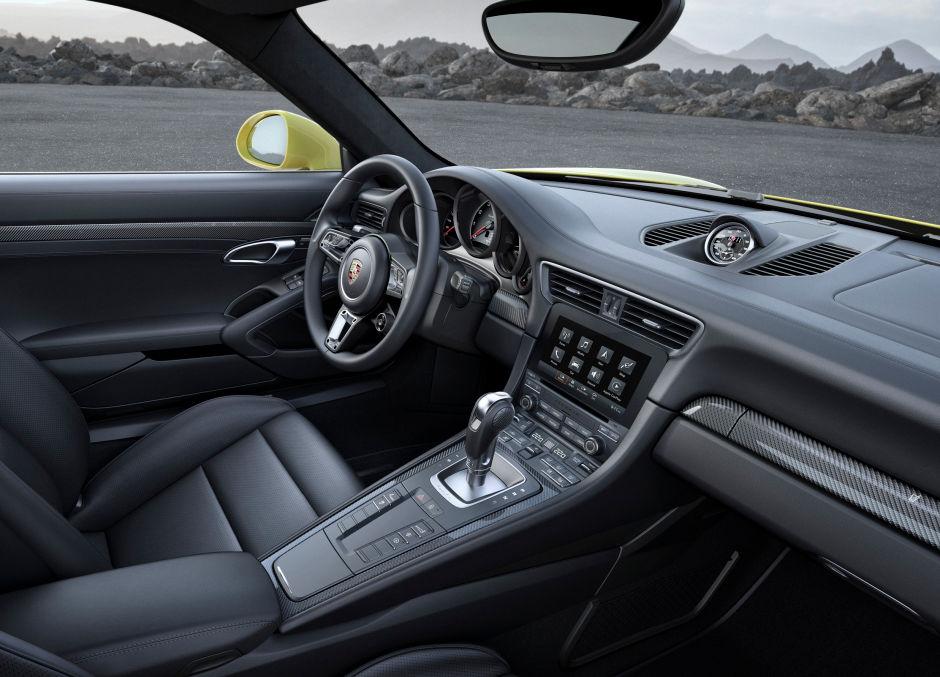 El Nuevo Porsche 911 Turbo S Cabriolet 2017