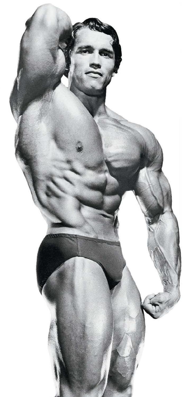 Arnold Schwarzenegger el Mr. Olympia que inició todo