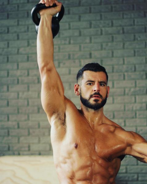 Los 10 hombres más fit de Instagram