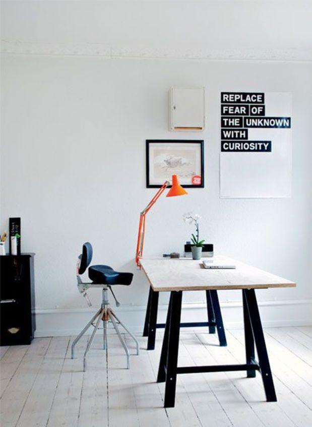 Diseño y decoración de interiores para oficinas en casa #19
