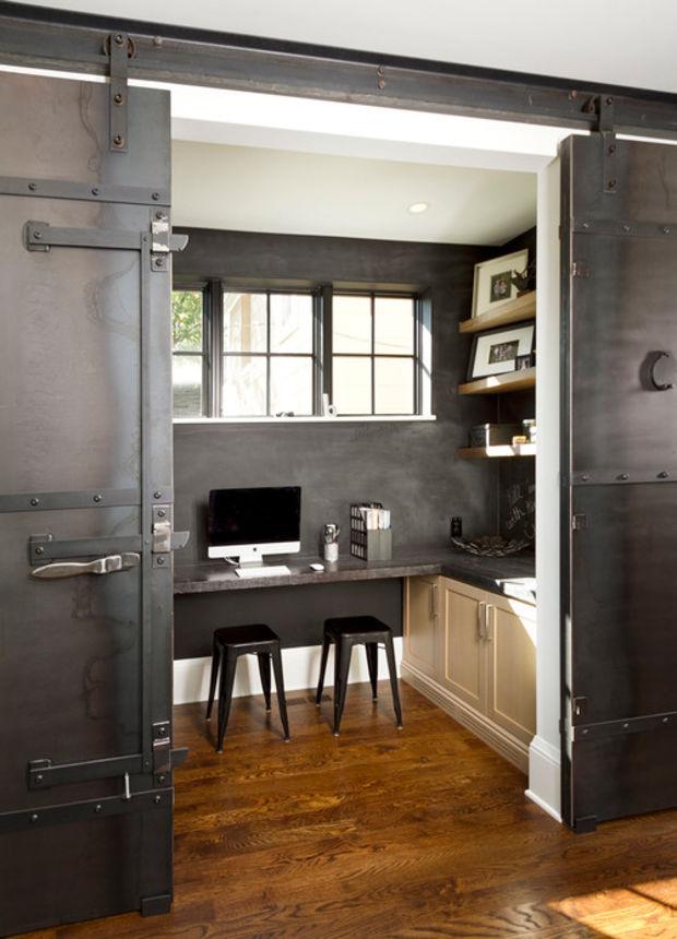 Dise o y decoraci n de interiores para oficinas en casa for Oficinas interiores