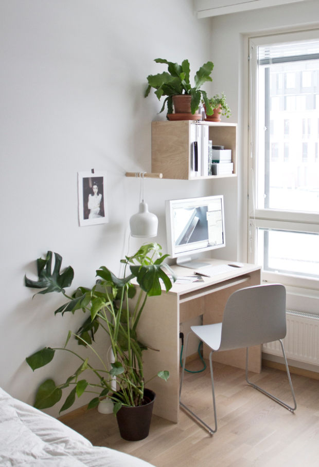 Dise o y decoraci n de interiores para oficinas en casa for Decoracion de oficinas en casa