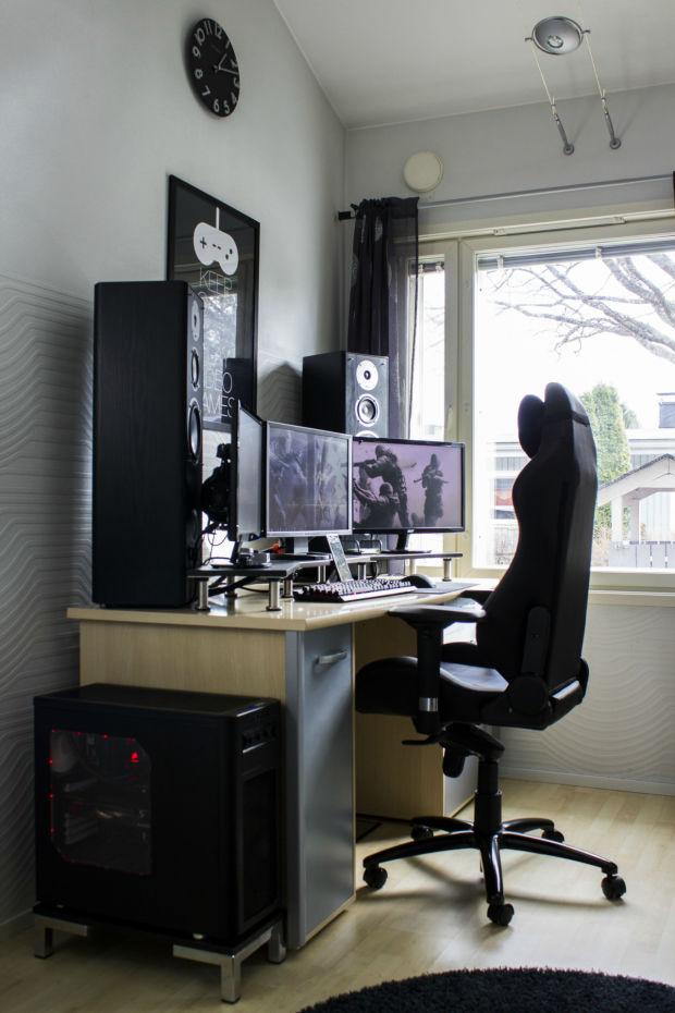 Dise o y decoraci n de interiores para oficinas en casa for Disenos para oficinas