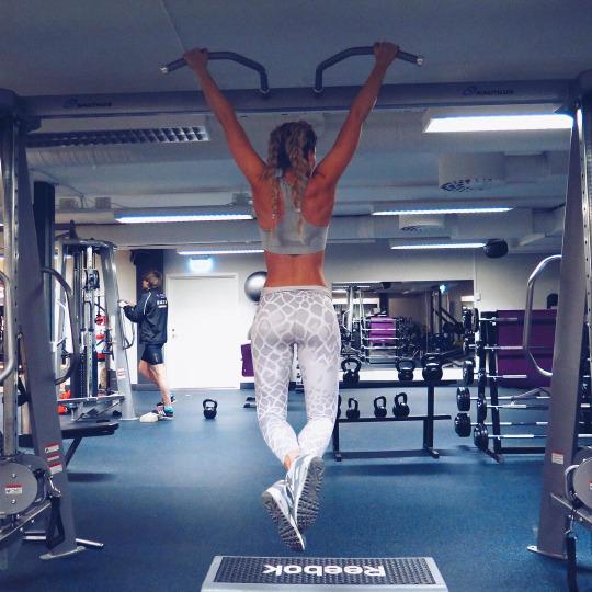 Las chicas del gym motivan e inspiran