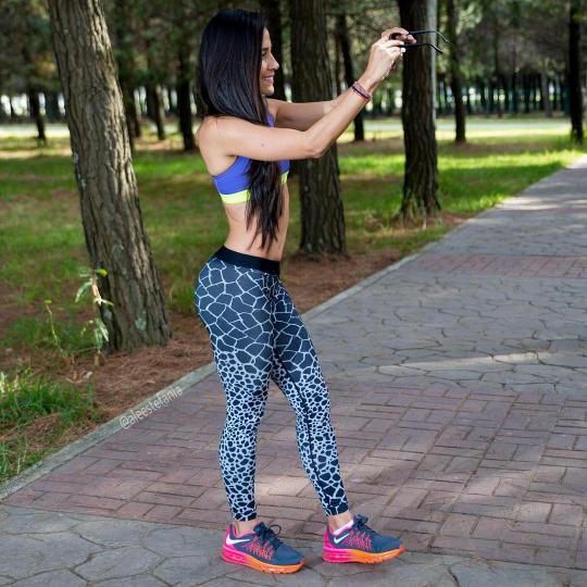 Las chicas del gym inspiran y motivan