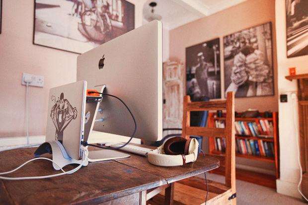 Ideas para tu oficina en casa 21 el124 for Oficina en casa diseno