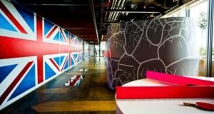 Las increíbles oficinas de Google en Londres, diseño de oficinas #20
