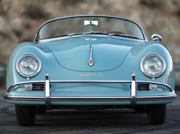 Clásico único, Porsche 356 Speedster 1958