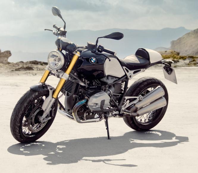 La Reconstrucción de una BMW R nineT