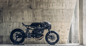 Genial Bavarian Fistfighter construida por Rough Crafts