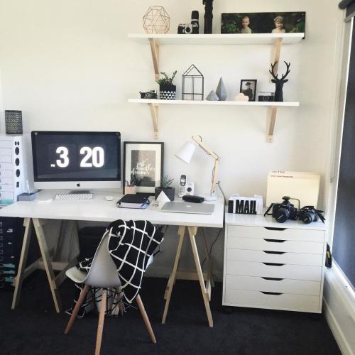 Las mejores oficinas en casa #23