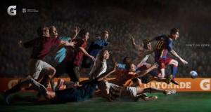 Lionel Messi y Gatorade son pura inspiración