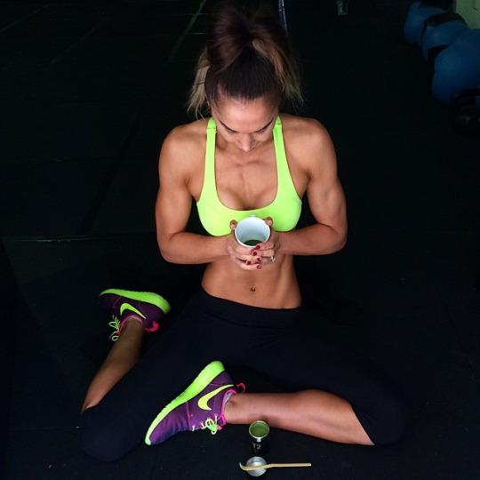 Las mujeres del gimnasio nos inspiran