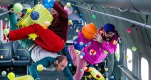 Nuevo video de OK Go en gravedad cero