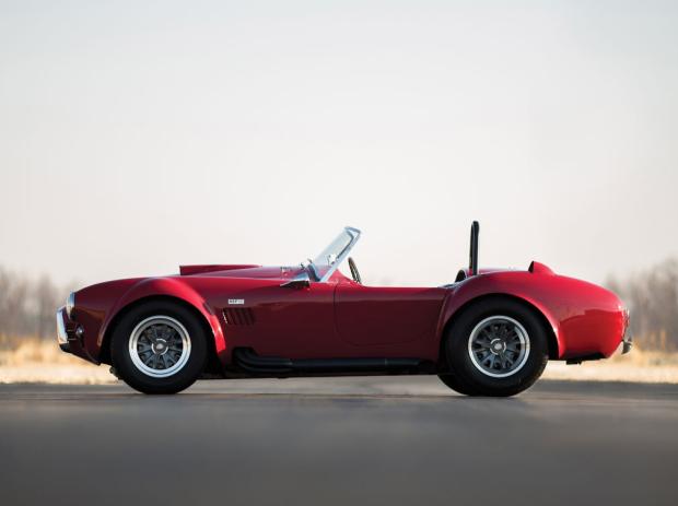 Amor a primera vista Shelby427 Cobra de 1966
