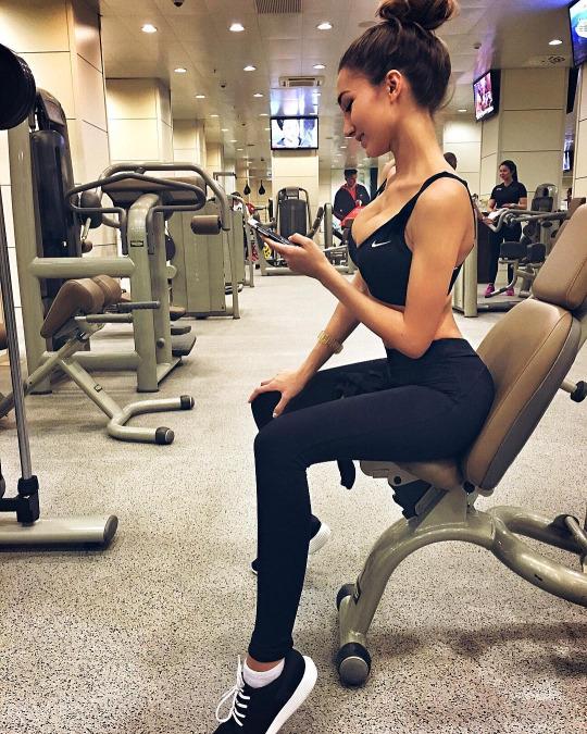 Los mejores cuerpos del gimnasio