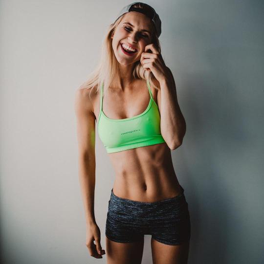 Estas fotos te llevan al gym