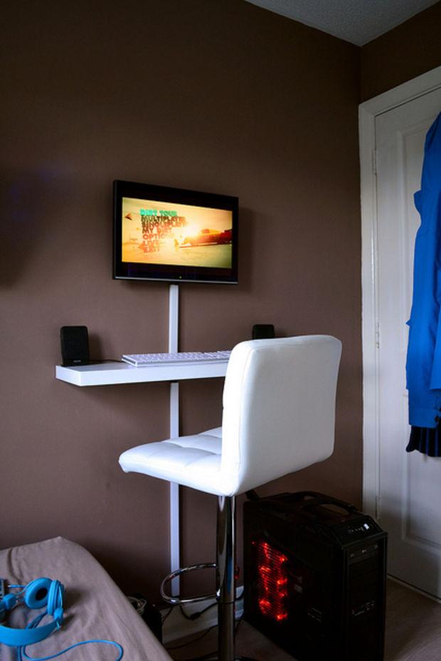 Ideas para tu oficina en casa 30 el124 for Oficina en casa diseno