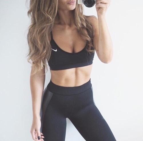 Más fotos del mundo fitness y sus impresionantes mujeres