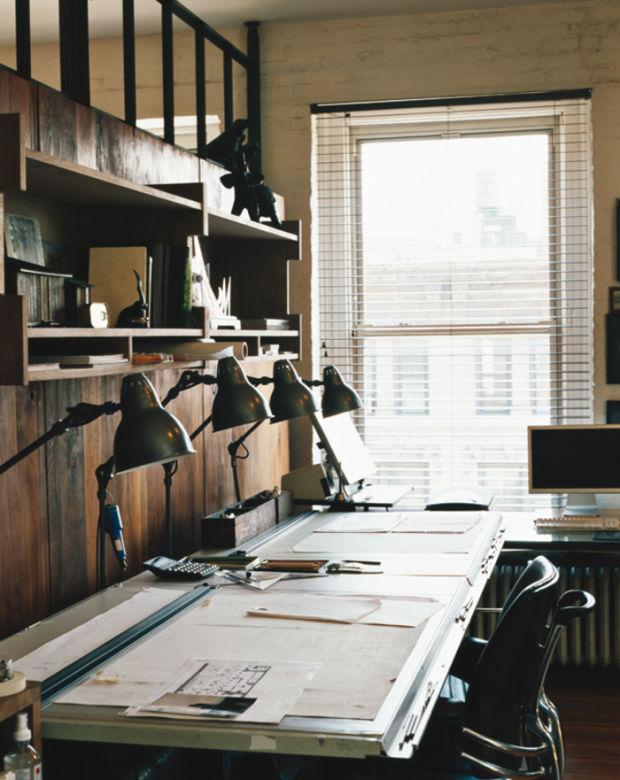Decoraci n de oficinas usando madera 27 el124 for Oficina postal mas cercana