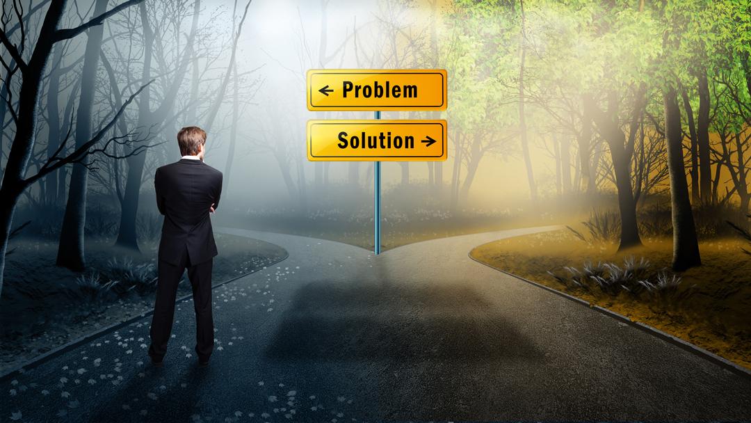 Resuelve cualquier problema en el trabajo con estos 4 pasos