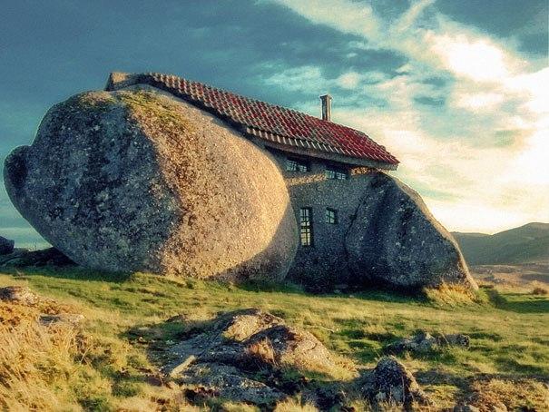 Las 10 casas más raras del mundo