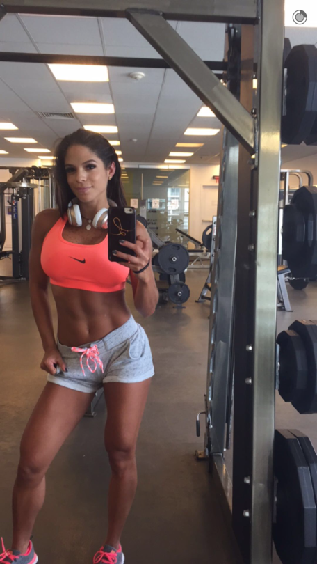 De regreso al gimnasio y con las mujeres más fit