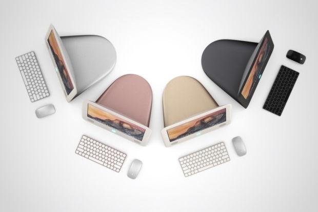 Clásica iMac rediseñada para el futuro