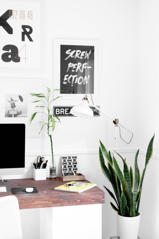 Una mejor oficina en casa #33