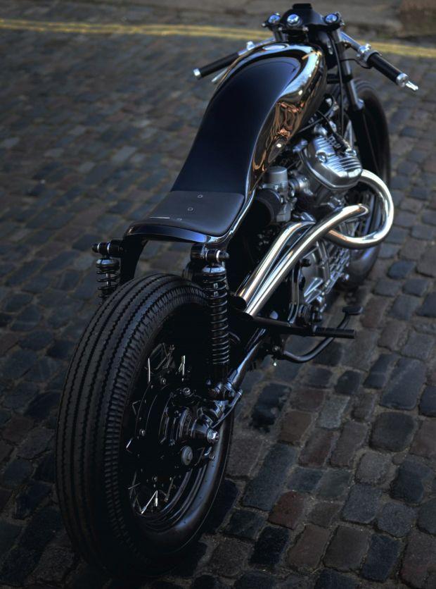 Una moto hecha a la medida, Type 8 de Auto Fabrica