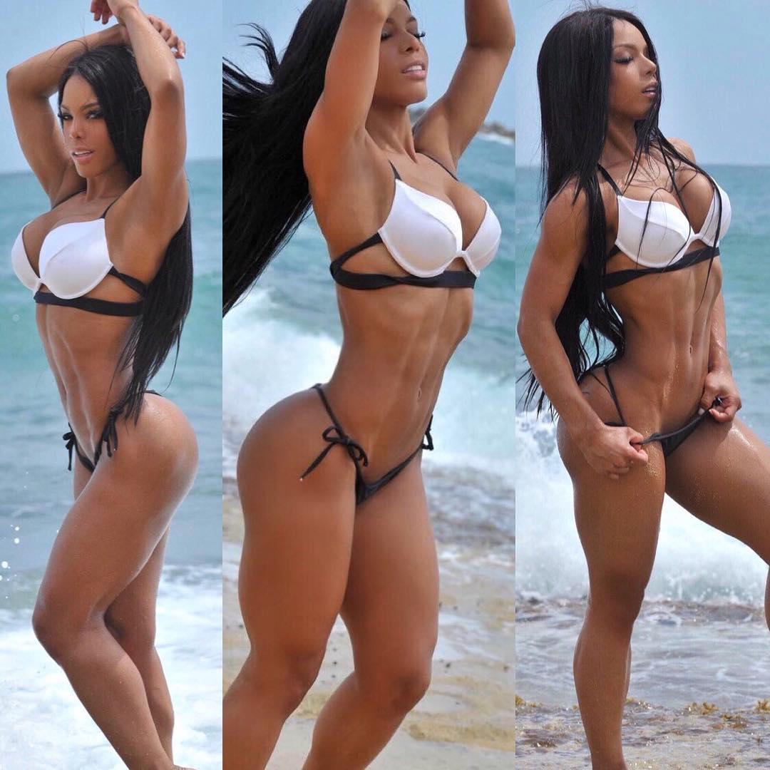 Comienza la temporada de bikinis con las chicas del gym