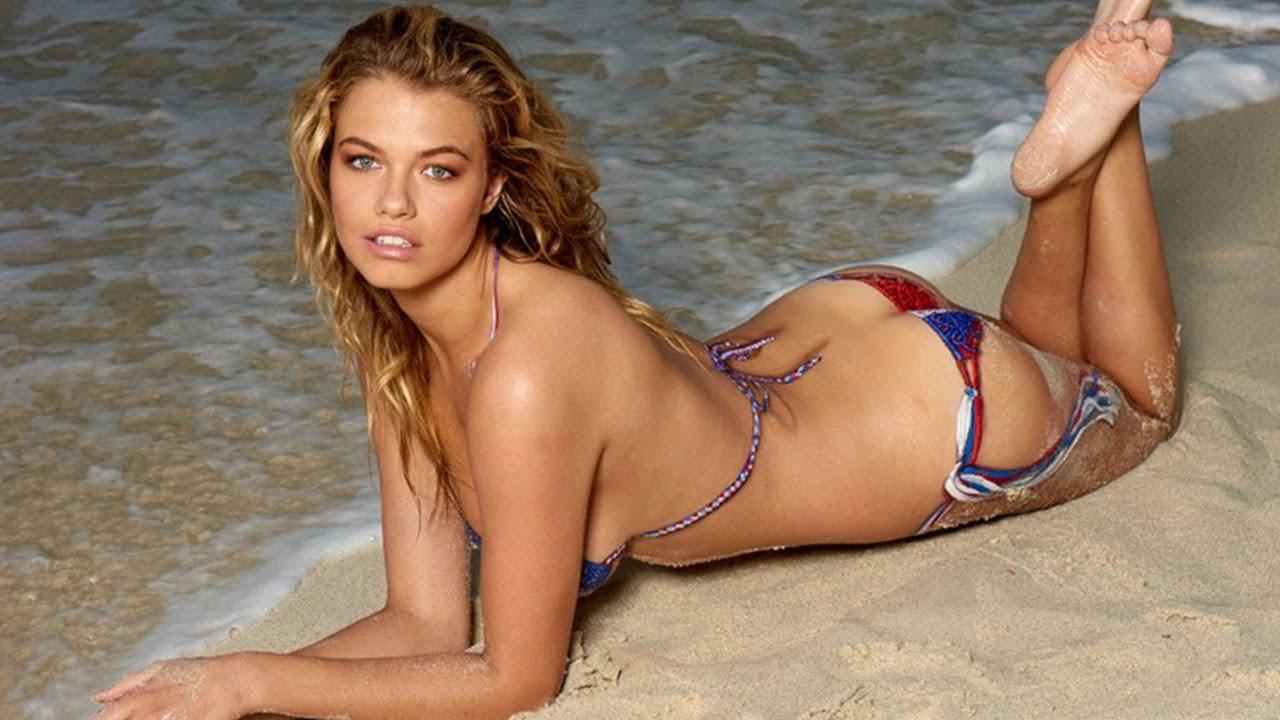 Hailey Clauson nos y los 90 segundos más sexys del Internet