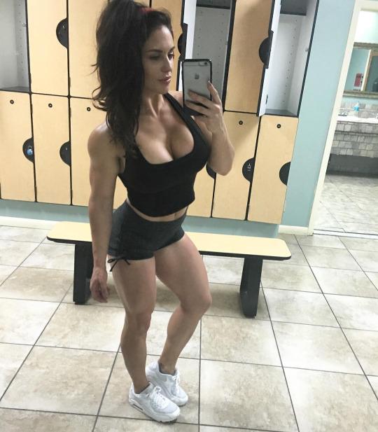 Las mujeres más fit del gym