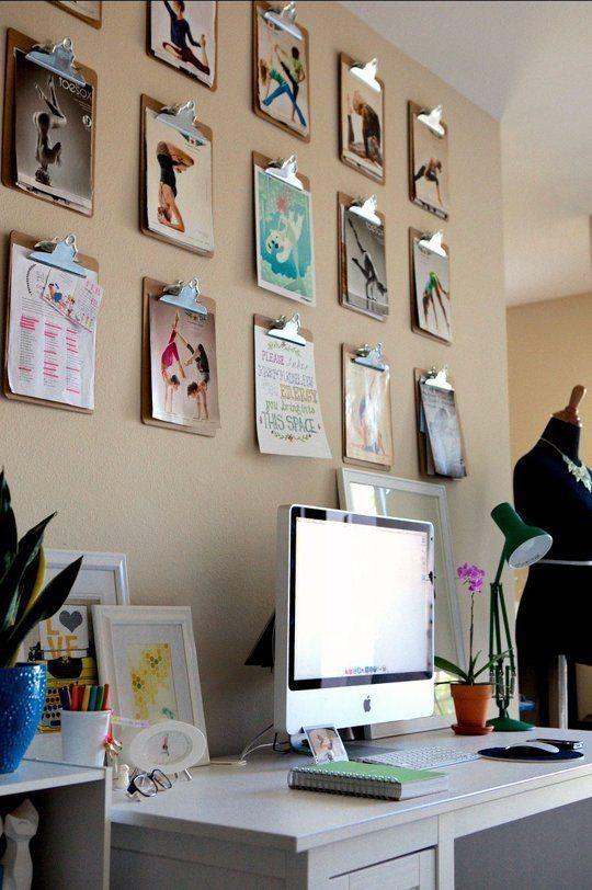 Rediseña tu oficina en casa con estas ideas #35