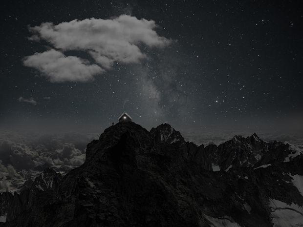 Manipulación fotográfica para crear mundos alternos