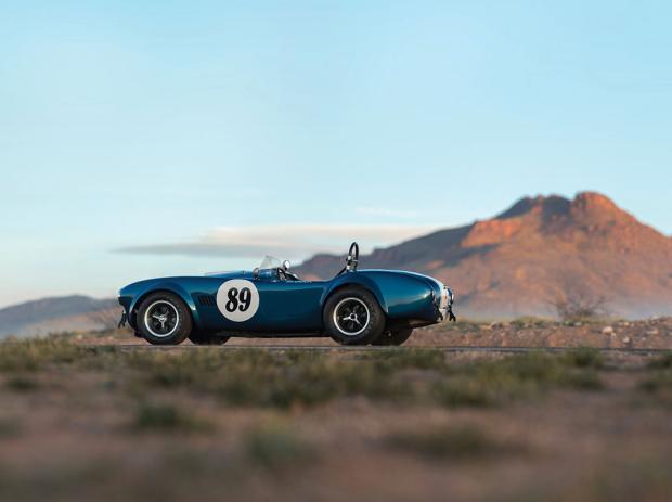 Para un genial fin de semana Shelby 289 Cobra de 1964