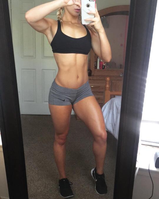 Fotos, inspiración y chicas del gym