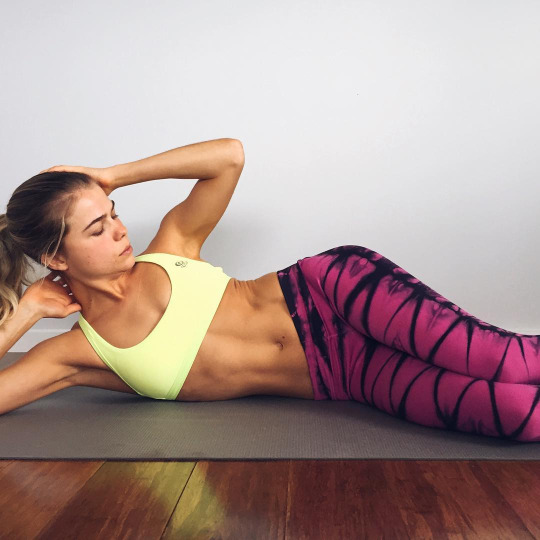 Inspírate y ve a las chicas de nuestro gym