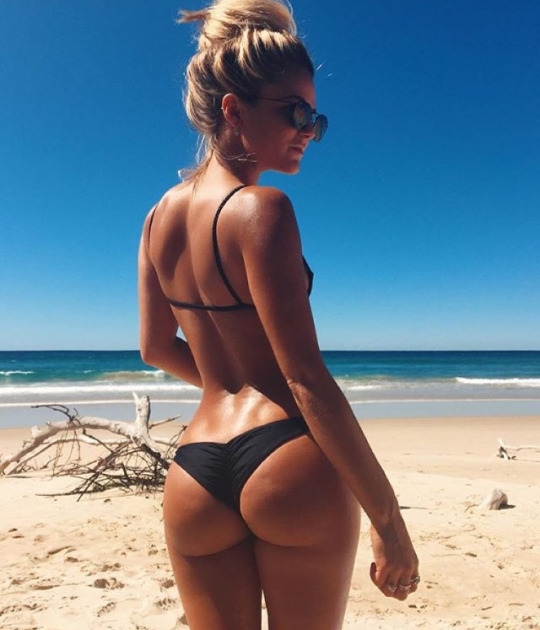 Del gym a la playa con las chicas del gym