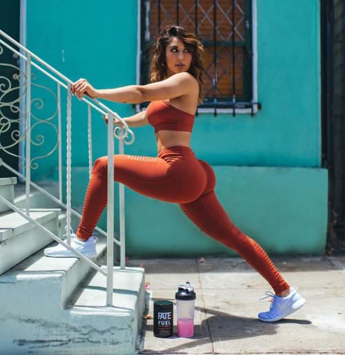 Inspiración fitness con las chicas del gym
