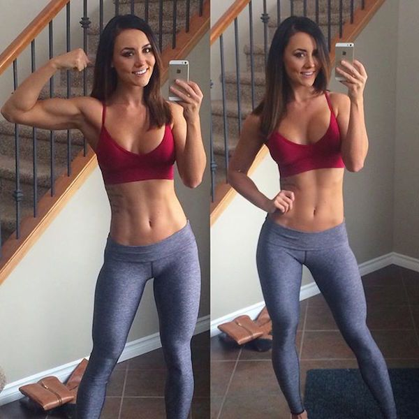 fitness mujer