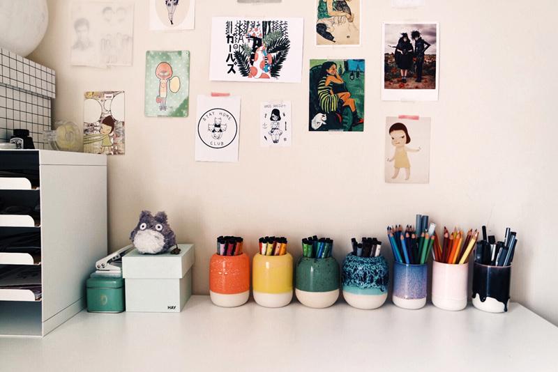 10 ideas para un escritorio m s creativo 44 el124 - Ideas para escritorios ...